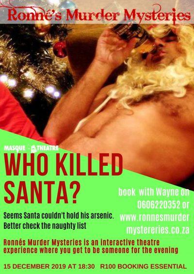 Who Killed Santa